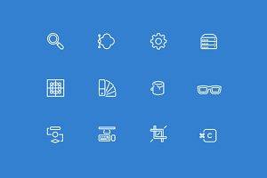 Geekies Icon Set