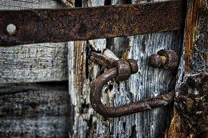Rusty Knocker