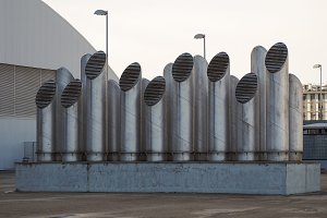 Air vent pipes