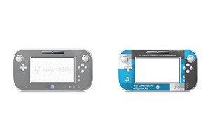 Nintendo WiiU Game Pad Skin