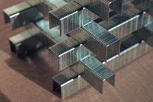 staples steel structure