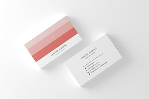 Beautiful Business card
