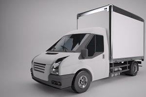 Box Transit Van