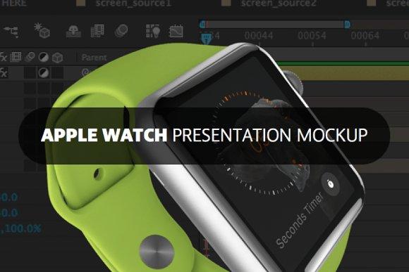 Apple Watch Presentation