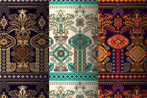 3  Ethnic Patterns