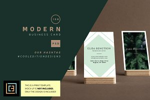 Modern - Business Card 108