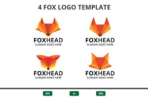 FOX LOGO SET