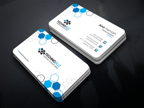 Corporate Business Cards