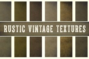 Rustic Vintage Background Textures
