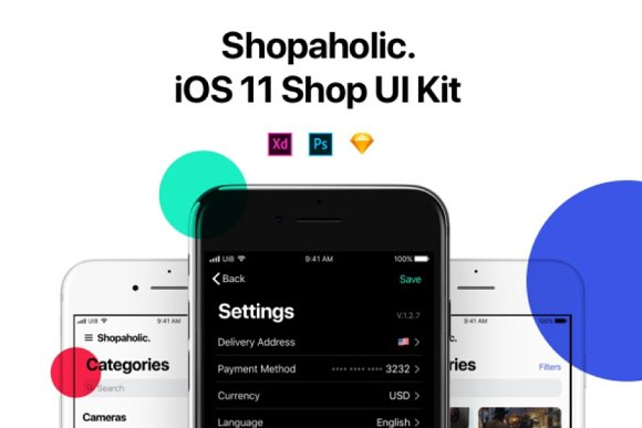 Shopaholic IOS 11