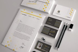 Dotspace Full Corporate Identity