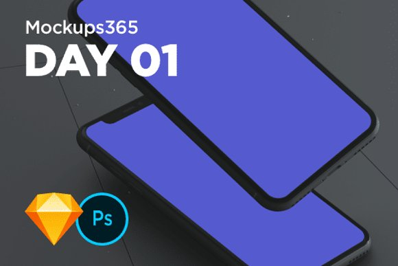 Mockups365 Day 1