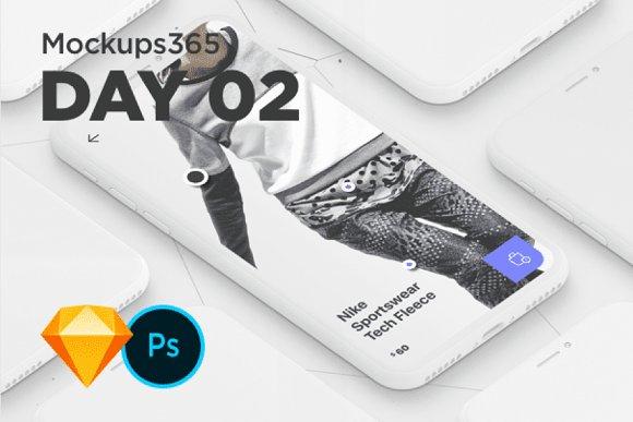 Mockups365 Day 2