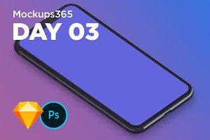 Mockups365: Day 3