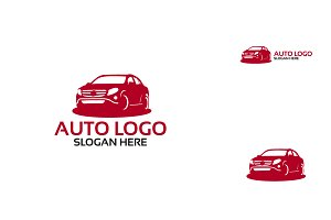 Automotive Logo, car logo vector