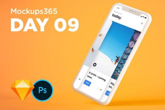 Mockups365 Day 9