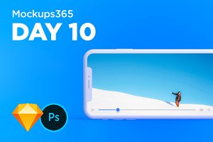 Mockups365: Day 10