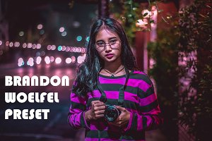 PRO LIGHTROOM PRESET BRANDON WOELFEL