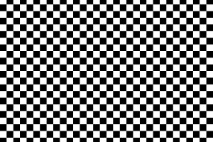 checkered black and white illustration useful as a background