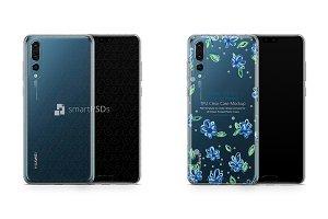 Huawei P20 Pro UV TPU Clear Case