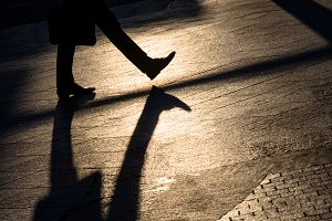 Shadow of a people