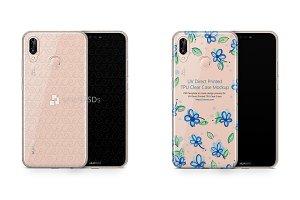 Huawei P20 Lite UV TPU Clear Case