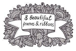 Frames & Ribbons
