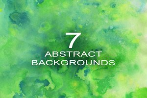 7 abstract backgrounds