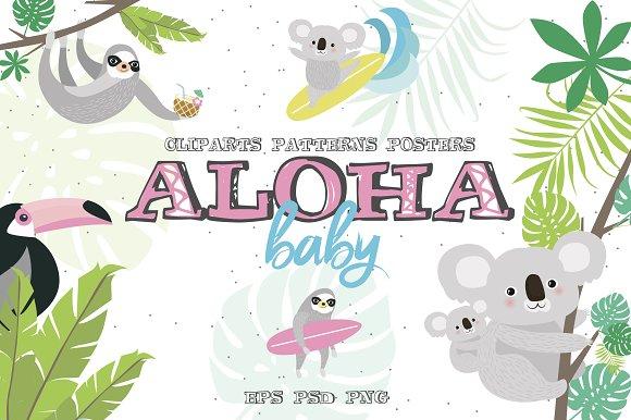 Aloha Baby Kit