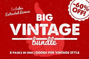 {-60% OFF!} Big Vintage Bundle