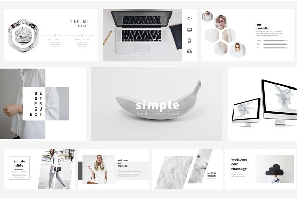 Simple Presentation Template