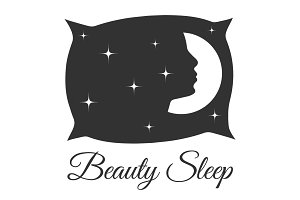 Logo for the pillow store