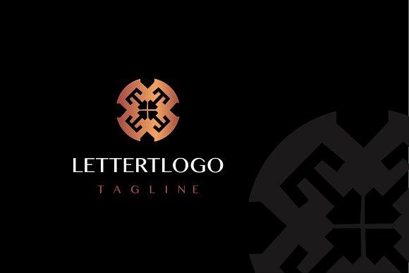 T Letter Logo