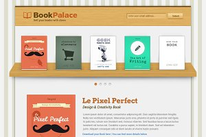 Book Palace Website