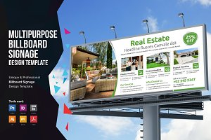 Billboard Signage Design v3