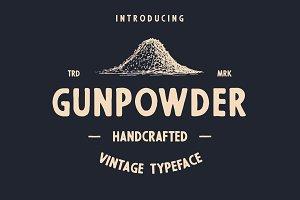 Gunpowder - Vintage Type
