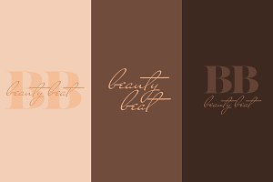 Beauty Beat Collection: Logos