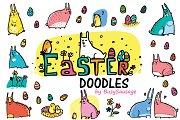 Easter Doodles 27+