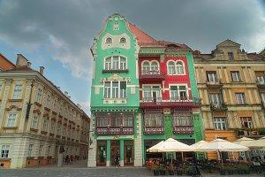 City of Timisoara Romania