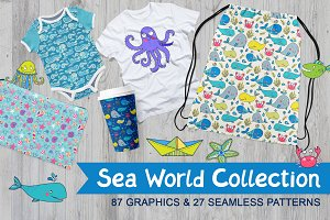 Sea World Collection
