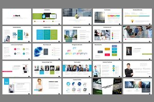 e-Mark Presentation Template