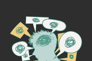 Illustration of communication