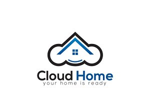 Cloud Home Logo