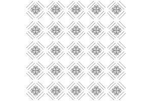 Modern Vector Seamless Pattern