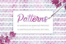 Patterns & Textures Kit