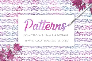 Patterns & Textures Kit
