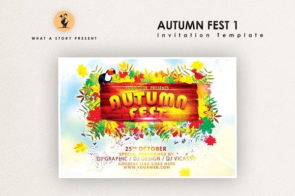 Autumn Fest 1