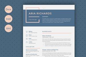 Resume Aria