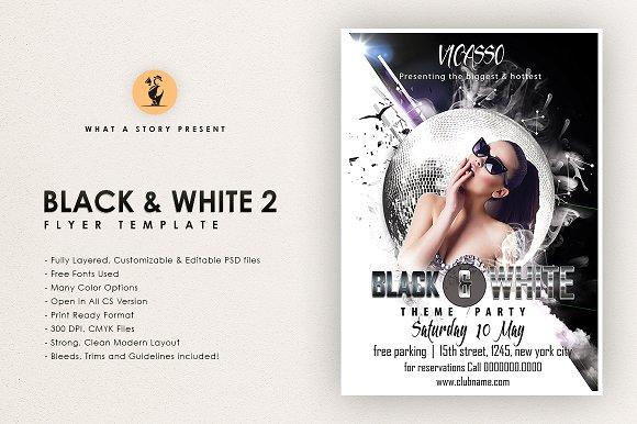 Black Andn White 2