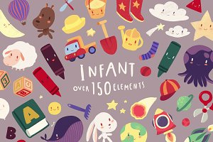 INFANT collection of elements